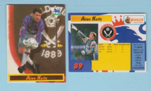 Sheffield United Alan Kelly Eire 89